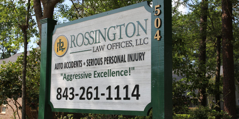 rossington law contact
